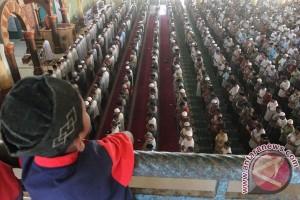 Pejabat Penajam laksanakan shalat dzuhur berjamaah setiap Ramadhan