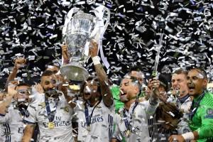 Florentino Perez bertahan sebagai presiden Real Madrid sampai 2021