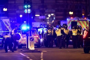 Wali Kota London: serangan di Jembatan London aksi pengecut