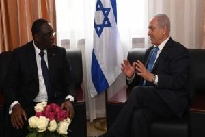 Israel & Senegal akhiri keretakan diplomatik