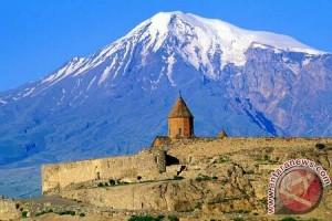 Gunung Ararat identitas bangsa Armenia