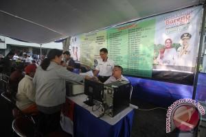 19.100 pemudik ikut mudik gratis Pelindo II