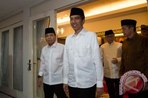 Presiden Buka Puasa Bersama DPR