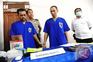 Kasus Penyelundupan Sabu Malaysia