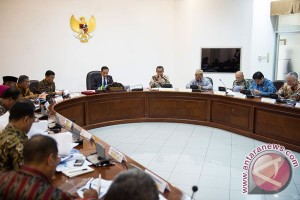 Rapat Terbatas Gorontalo