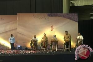 Menperin resmikan Gelar Batik Nusantara 2017