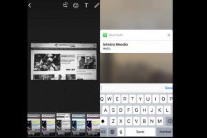 WhatsApp tambah tiga fitur baru untuk iOS