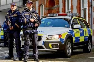Kepolisian Irlandia tangkap tersangka kedua terkait serangan London