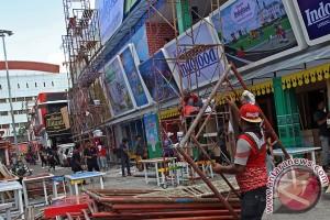 Persiapan Jakarta Fair