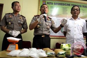 Oknum polisi jadi bandar narkoba ditembak mati