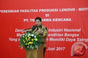 Pabrik ponsel Motorola dan Lenovo di Banten mulai beroperasi