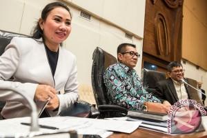 Pansus: belum ada pembahasan bekukan anggaran KPK- Polri