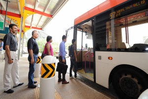 Rahasia Singapura hadirkan moda angkutan umum nyaman