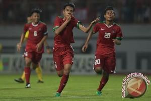 Timnas U-16 bungkam Singapura 4-0
