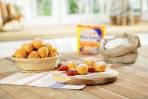 Menu Ramadan - Bola-bola sus keju goreng