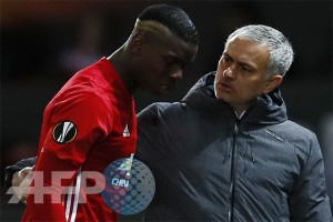 Pogba: Mourinho tetap Sang Istimewa
