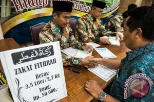 Pembayaran Zakat Fitrah