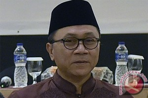 Zulkifli: Pertemuan SBY-Prabowo tak bicara koalisi