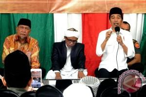 Presiden Kunjungi Ponpes Miftahul Huda