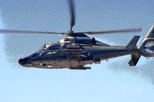 Helikopter militer Bulgaria jatuh ke Laut Hitam