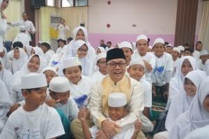 Ketua MPR terpukau hafalan Quran anak yatim