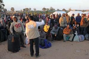 UNHCR: 2.500 pengungsi diselamatkan dari Libya