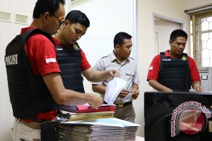 Kasubsi BPN Surabaya masuk tahanan
