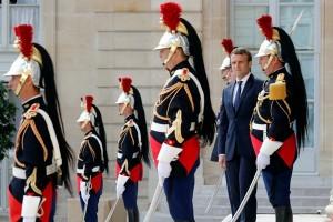 IMF puji reformasi ambisius Prancis