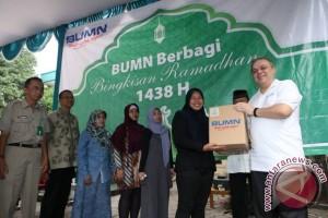 BUMN bagikan 200.000 bingkisan Ramadan di Jabodetabek