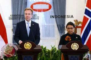 Indonesia-Norwegia perkuat kerja sama