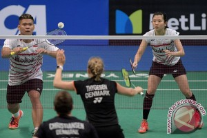 Jordan/Debby tumbang pada laga pertama Indonesia Terbuka
