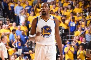 Kevin Durant Pemain Terbaik Final NBA