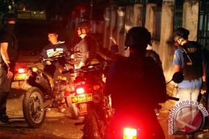 Polres Metro Bekasi gelar operasi cipta kondisi