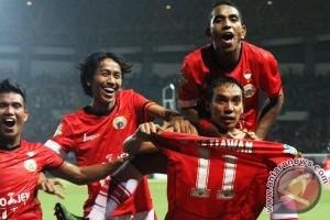 Persija kalahkan Perseru 3-0