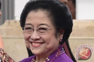 Megawati stands ready for Pancasila