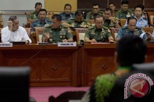 Raker Menhan TNI Dan DPR