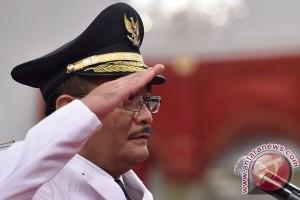 Djarot pimpin upacara HUT RI tingkat DKI di Monas
