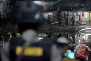Penyerang polisi hingga tewas di Medan sel JAD