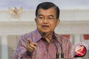 Wapres: Undang-undang Pemilu akan berlaku otomatis