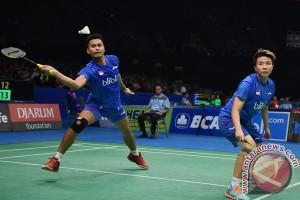 Owi/Butet ke semifinal Indonesia Terbuka 2017