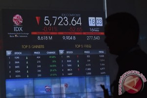 Minimnya sentimen positif pemicu dana asing keluar dari pasar modal