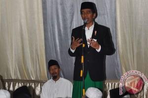 Presiden Jokowi bakal berlebaran di Jakarta