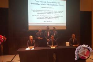 Industri RI-Tiongkok sepakat investasi 1,63 miliar dollar di Morowali