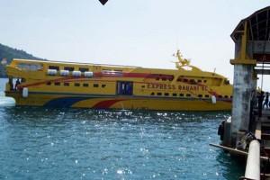 392 penumpang selamat dari kapal kandas di Jatim