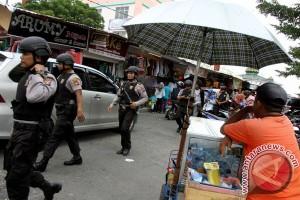 Pasar Raya Padang dipadati pengunjung jelang Lebaran