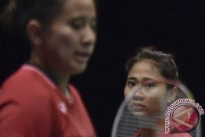 Anggi/Ketut gagal ke final Indonesia Terbuka