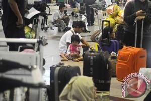 Puncak arus balik Bandara Juanda diprediksi terjadi Sabtu-Minggu