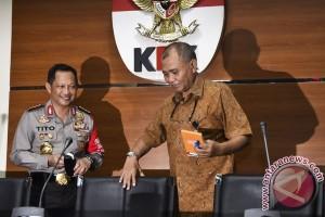 Soal hubungan dengan Polri, Ketua KPK: Kami tak pernah tidak harmonis