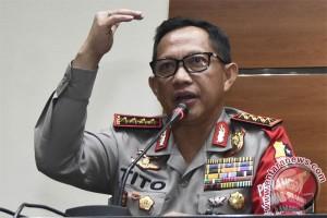 36 terduga teroris ditangkap pasca bom Kampung Melayu
