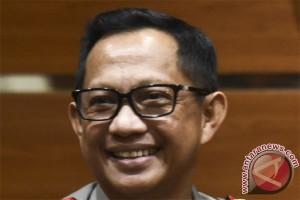 Kapolri tolak jalankan perintah Pansus Hak Angket KPK